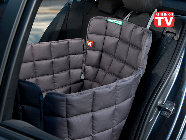Doctor Bark - 1-seat car Blanket